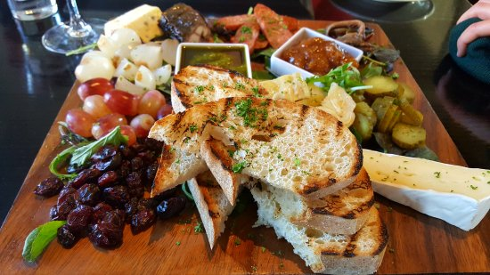 Gore, New Zealand: Antipasto sharing platter