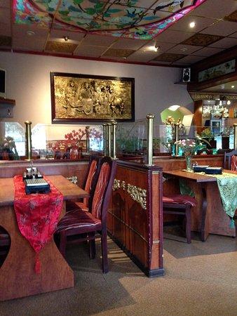 Wnętrze Picture Of Jin Du Restauracja Chinska Szczecin