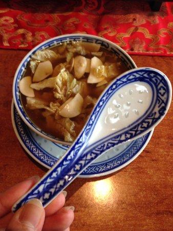 Zupa Won Ton Picture Of Jin Du Restauracja Chinska
