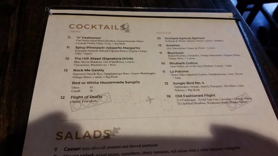 Farmington, CT: Cocktails