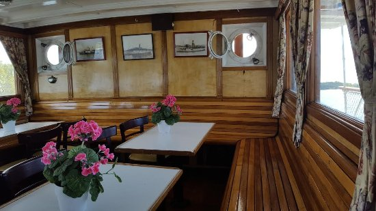 Porvoo, Finnland: One of the inside rooms that has been restored