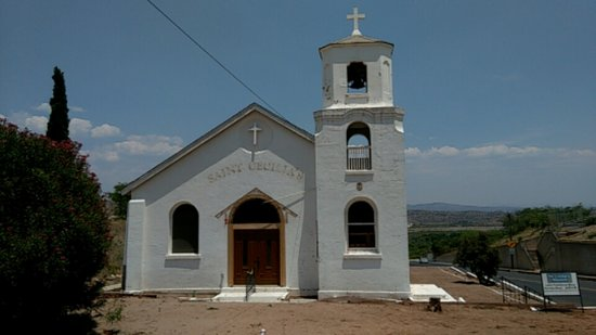 Saint Cecilia's Mission Catholic Church
