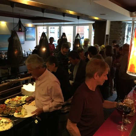 Epsom, UK: book your party