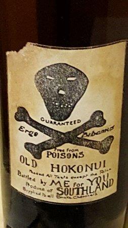 Gore, Neuseeland: Hokonui moonshine