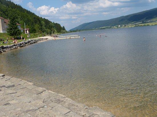 Les Rousses, Francia: Lac des Rousses