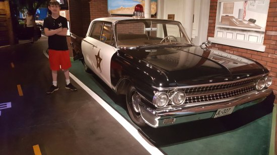 Hollywood Star Cars Museum : Andy Griffith Show