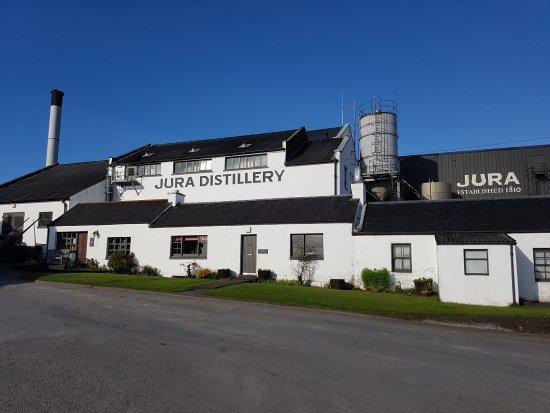 Isle of Jura, UK: Jura Hotel