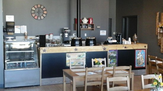 Quesnel, Canada: Newly opened Country Kettle Cafe