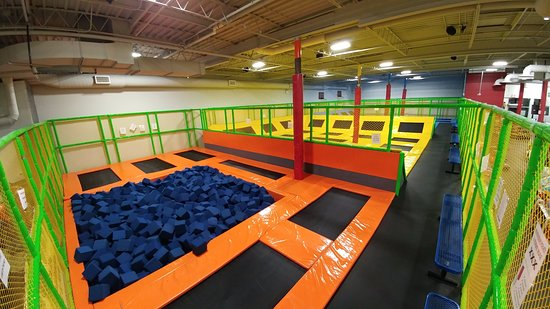 The Jump Family Entertainment Center