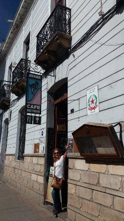 Joy Ride Cafe Aufnahme