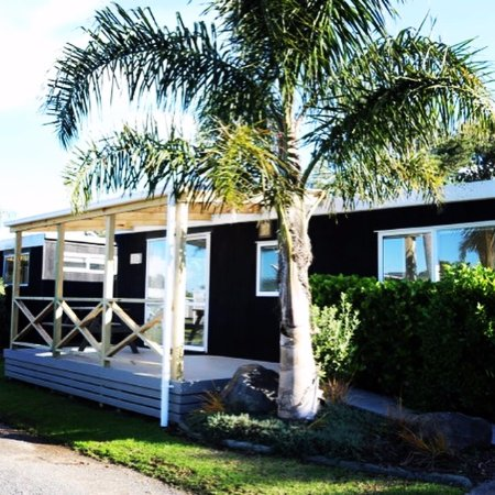 Waihi, Νέα Ζηλανδία: Leisure Lodge Large  - Exterior