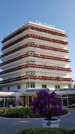 Hotel Terme Tritone Thermae & Spa: l'hotel