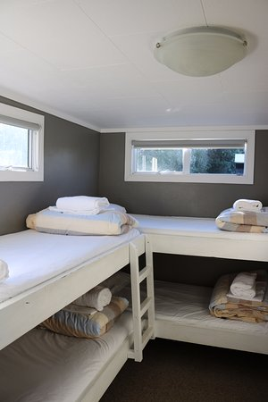 Waihi, Νέα Ζηλανδία: Leisure Lodge Large - Bunk Bedroom
