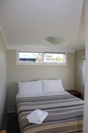 Waihi, Νέα Ζηλανδία: Leisure Lodge Large - Queen Bedroom
