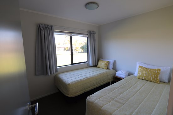 Beachaven Holiday Park: Park Motel Deluxe - 2 x Single Bedroom