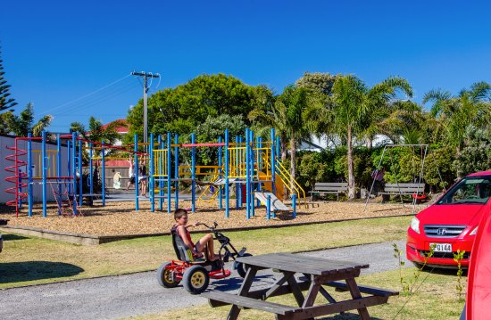 Waihi, Nova Zelândia: Hire a buggy and have a blast