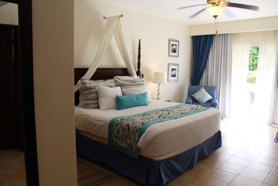 Dreams Palm Beach Punta Cana: My room !