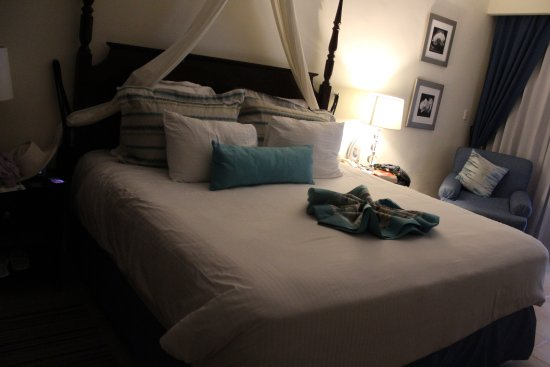 Dreams Palm Beach Punta Cana: When my bed was made again