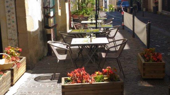 La Reole, Frankrijk: Restaurant Le Régional