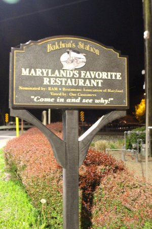 Sykesville, MD: Baldwin's Station