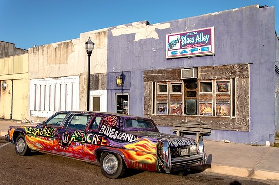 The Delta Blues Museum : Close to the museum