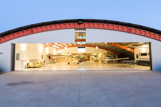 Mudgee, Australien: Hangar