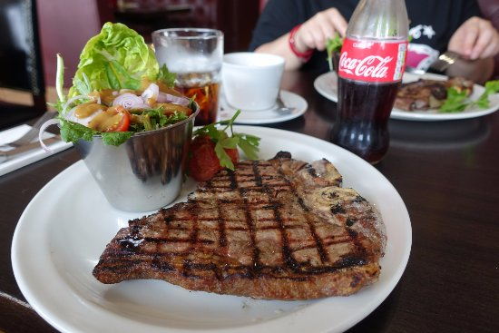 The Ranch Steakhouse & Grill: T-bone