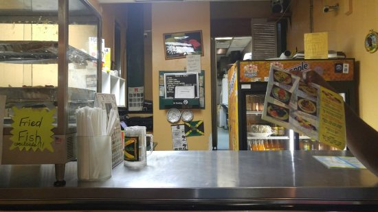 New Brunswick, NJ: Order Counter