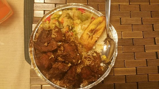 New Brunswick, NJ: Curry Chicken