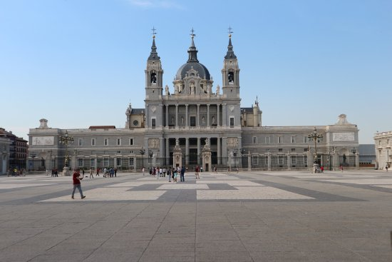 madrid royal palace spain マドリード マドリード王宮の写真