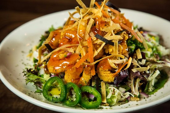 Metairie, LA: Great salads and healthy options!