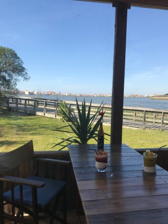 Praia de Mira, Portugal: Amazing place with excellent food and vegan options