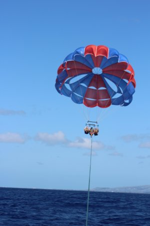 X Treme Parasail Xtreme Get The Package
