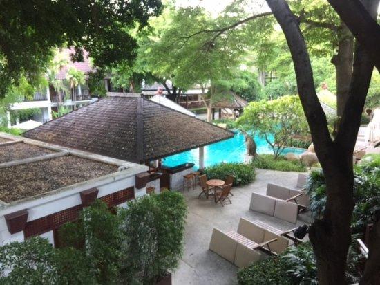 Woodlands Hotel & Resort: 部屋からの眺め