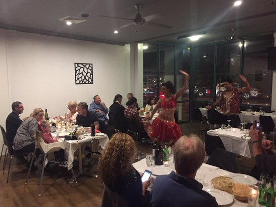Cronulla, Australien: Bollywood dance night