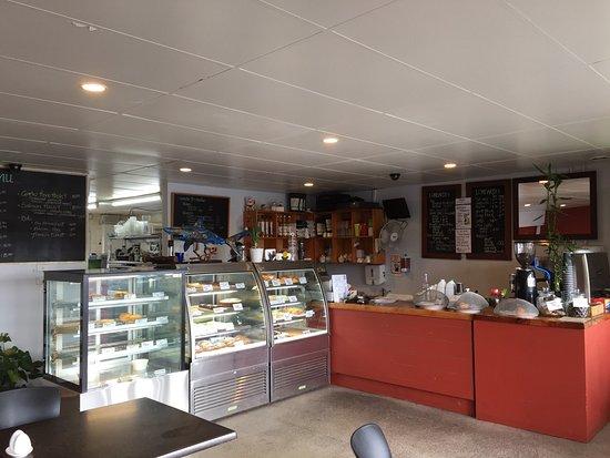 Whenuapai, Nova Zelândia: Lombardi's Cafe