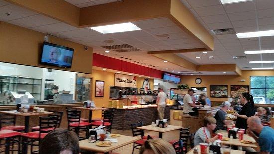 Pearl, MS: Pizza Inn