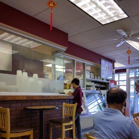 Edison, Nueva Jersey: order station