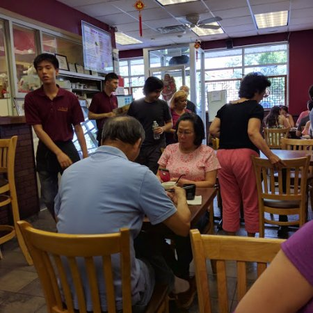 Edison, Nueva Jersey: Dining room
