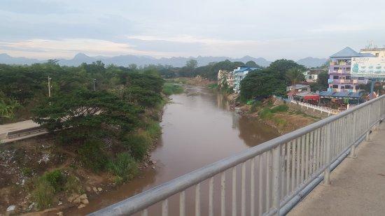 Mae Sot, Tailandia: riendship Bridge