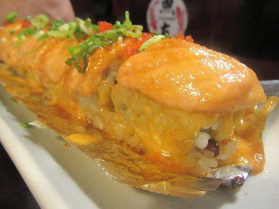 Roll, Uotomo Sushi Milpitas, CA
