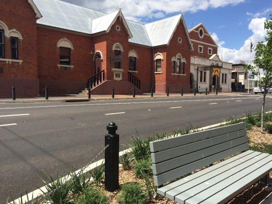 Tenterfield, Australia: Sir Henry Parkes School of Arts