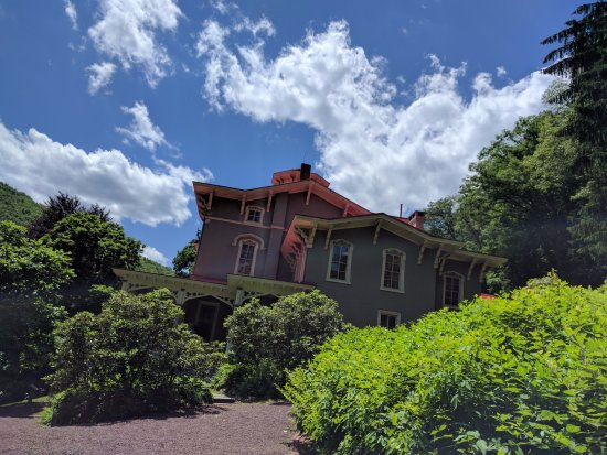 Jim Thorpe, Πενσυλβάνια: Asa Packer Mansion 2
