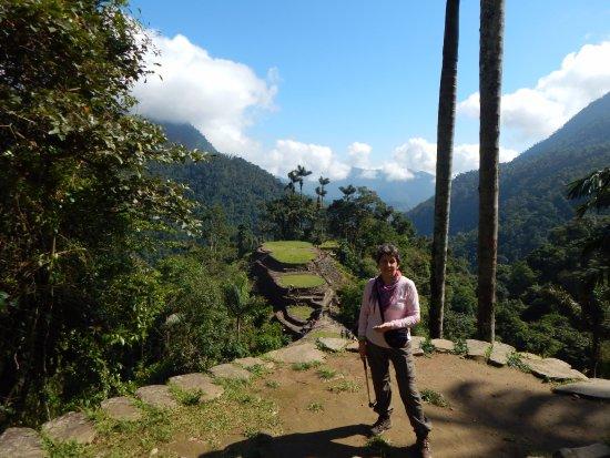 Distrito de Santa Marta, Colombia: Ciudad Perdida!!! Sierra Nevada de Santa Marta Colombia Operador Turcol