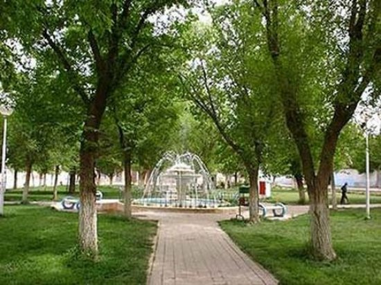 La Quiaca, Argentina: Plaza sarmiento