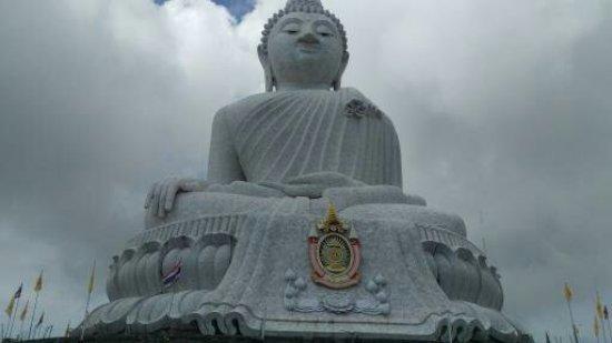 """Chalong, Tailandia: """"Big Buddha"""""""