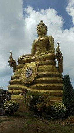 """Chalong, Thailand: """"Golden Buddha"""""""