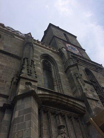 Black Church (Biserica Neagra) : Schwarze Basilika