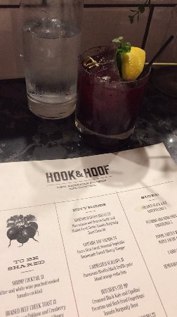 Hook Hoof New American Kitchen And Tail