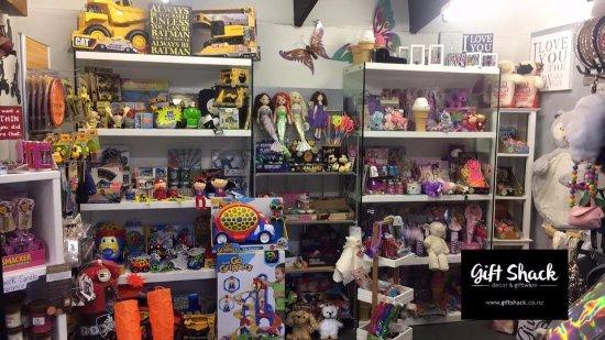 Te Horo, Nueva Zelanda: Kids Area